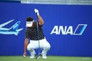 2016年 ANAオープンゴルフトーナメント 初日 久保谷健一