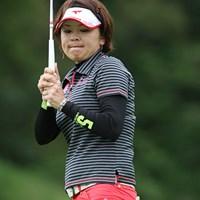 トータル8アンダーと大健闘 2009年 ヨネックスレディスゴルフトーナメント最終日 廣瀬友美