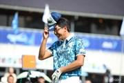 2016年 ANAオープンゴルフトーナメント 初日 富田雅哉