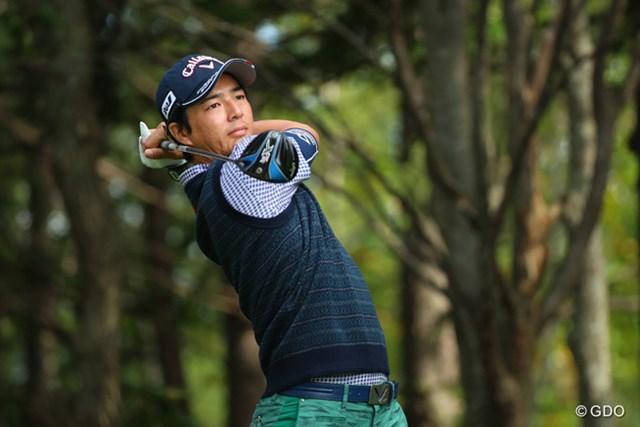 石川遼が首位の座を維持して決勝ラウンドに進んだ