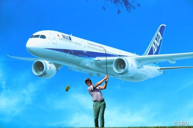 飛んだ!飛んだ!飛行機じゃないよ!ターフだよ!