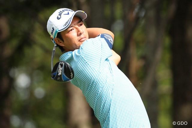 2016年 ANAオープンゴルフトーナメント 3日目 石川遼 石川遼は4打差4位に後退した