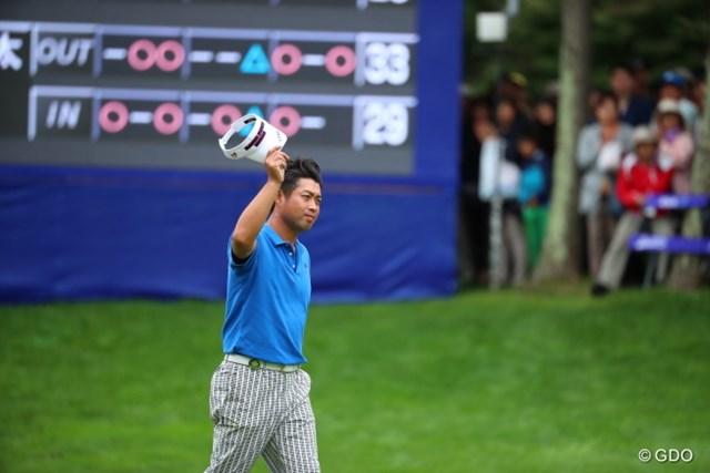 2016年 ANAオープンゴルフトーナメント 最終日 池田勇太 この時はまだ勇太が優勝するんじゃないかと誰もが思っていた。