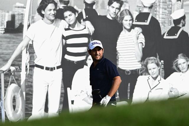 アレクサンダー・レビがバーディラッシュで首位(Stuart Franklin/Getty Images)