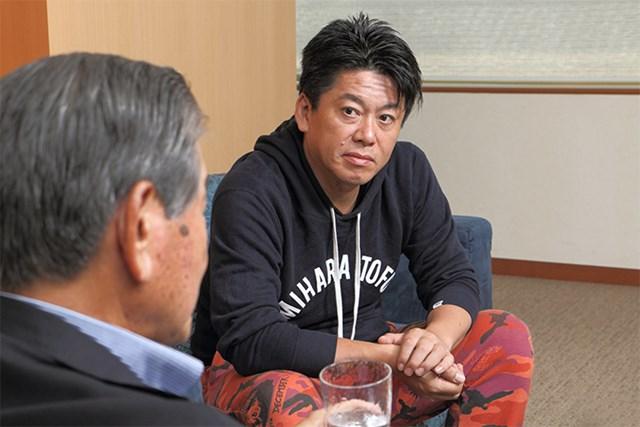 堀江貴文 川淵三郎 堀江氏のビジネス感覚でアジアマーケットを見渡すと、ゴルフはまだ可能性があるという。