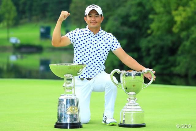 台湾の30歳、セン世昌は日本で初優勝となった