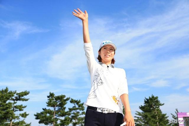 2016年 ミヤギテレビ杯ダンロップ女子オープン 最終日 李知姫 最後までパターが冴えた李知姫。海外勢として、初めて生涯獲得賞金10億円を突破した