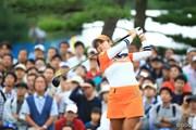 2016年 ミヤギテレビ杯ダンロップ女子オープン 最終日 イ・ボミ
