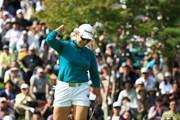 2016年 ミヤギテレビ杯ダンロップ女子オープン 最終日 申ジエ