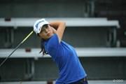 2016年 日本女子オープンゴルフ選手権競技 初日 塩田亜飛美