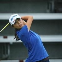 あら、塩田さんお久しぶりじゃないですか。 2016年 日本女子オープンゴルフ選手権競技 初日 塩田亜飛美