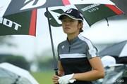 2016年 日本女子オープンゴルフ選手権競技 初日 渡邊彩香