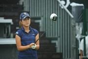 2016年 日本女子オープンゴルフ選手権競技 初日 大西葵