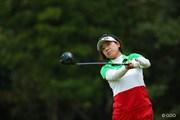 2016年 日本女子オープンゴルフ選手権競技 初日 大山志保