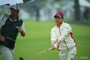 2016年 日本女子オープンゴルフ選手権競技 初日 川満陽香理