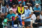 2016年 日本女子オープンゴルフ選手権競技 初日 申ジエ