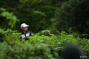 2016年 日本女子オープンゴルフ選手権競技 初日 森井菖