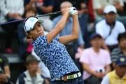 2016年 日本女子オープンゴルフ選手権競技 初日 城間絵梨