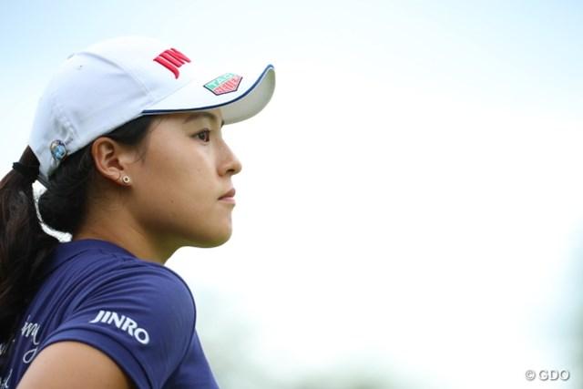 2016年 日本女子オープンゴルフ選手権競技 初日 チョン・インジ 世界3位は出遅れも余裕の表情?前年覇者チョン・インジは61位でスタートした