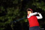 2016年 日本女子オープンゴルフ選手権競技 2日目 長野未祈