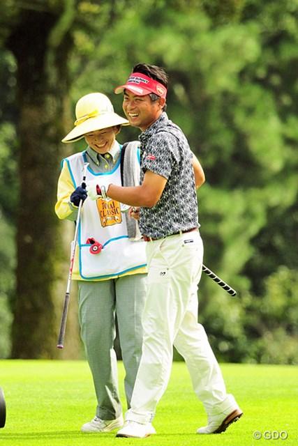 「66」はこの日のベストスコア。池田勇太が今季2勝目へ首位で予選を通過