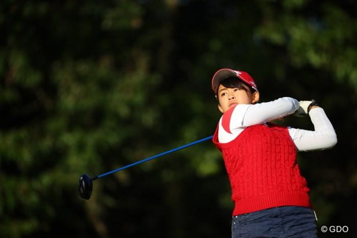 アマチュア長野未祈は「緊張も楽しめる」恐るべし15歳 2016年 日本女子オープンゴルフ選手権競技 2日目 長野未祈