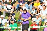2009年 ゴルフ5レディス2日目 古閑美保