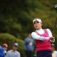 初日のフォトギャラで智恵ちゃんが嗅いでいたのはチョコレートらしい。集中力がアップするんだって。 2016年 日本女子オープンゴルフ選手権競技 2日目 有村智恵