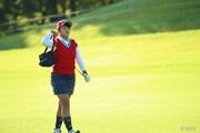 2016年 日本女子オープンゴルフ選手権競技 2日目 @長野未祈