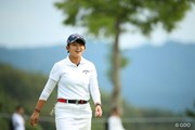 2016年 日本女子オープンゴルフ選手権競技 3日目 長野未祈