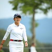 ほんとパターも上手い! 2016年 日本女子オープンゴルフ選手権競技 3日目 長野未祈