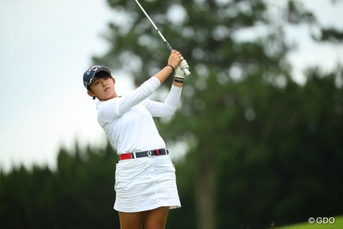 またまた大物のアマチュア現る。 2016年 日本女子オープンゴルフ選手権競技 3日目 長野未祈