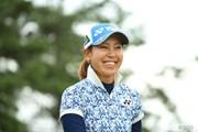 2016年 日本女子オープンゴルフ選手権競技 3日目 若林舞衣子