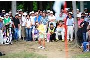 2009年 ゴルフ5レディス2日目 有村智恵