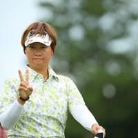 2万。 2016年 日本女子オープンゴルフ選手権競技 3日目 福田裕子