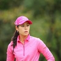 絶対髪おろしたほうが素敵。 2016年 日本女子オープンゴルフ選手権競技 3日目 豊永志帆