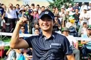 2016年 トップ杯東海クラシック 最終日 片岡大育