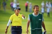 2016年 日本女子オープンゴルフ選手権競技 最終日 長野未祈