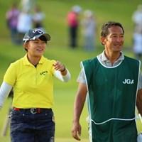 勝てなかったけど今大会を盛り上げた1番の功労者だと思う。 2016年 日本女子オープンゴルフ選手権競技 最終日 長野未祈