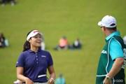 2016年 日本女子オープンゴルフ選手権競技 最終日 チョン・インジ
