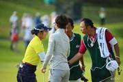 2016年 日本女子オープンゴルフ選手権競技 最終日 最終組