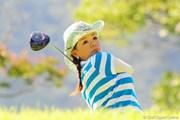 2009年 ゴルフ5レディス2日目 川原由維