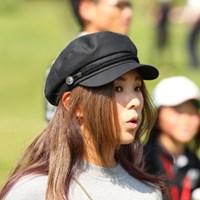 妹の初優勝の応援に駆けつけていた。 2016年 日本女子オープンゴルフ選手権競技 最終日 堀奈津佳