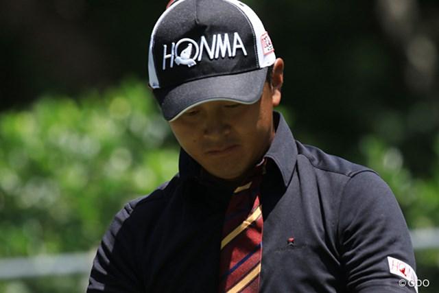 岩田寛 米ツアーに身を投じた岩田寛の1シーズン目は思わぬ形で幕を閉じた ※撮影は2016年5月