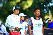 2016年 HONMA TOURWORLD CUP AT TROPHIA GOLF 初日 笠哲郎