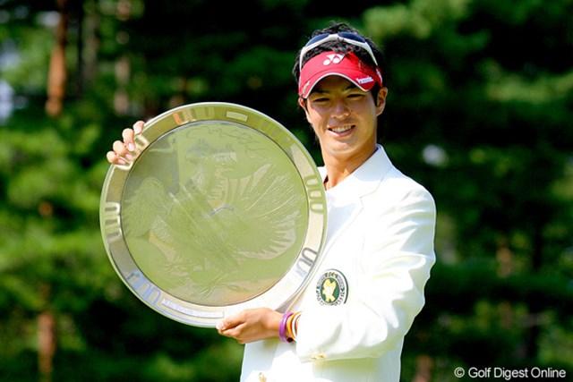 2009年 フジサンケイクラシック 最終日 石川遼 2位に5打差で圧勝! 今季3勝目を挙げ、海外獲得を含む賞金ランキングでもトップに立った石川遼