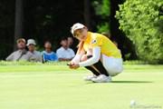 2009年 ゴルフ5レディス最終日 横峯さくら