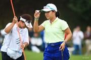 2016年 スタンレーレディスゴルフトーナメント 2日目 畑岡奈紗