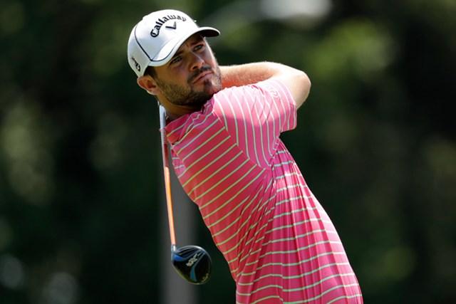 ウェブドットコムツアーの賞金王、出場優先順位1位で今季PGAツアーのシード権を獲得したウェズリー・ブライアン(Andy Lyons/Getty Images)