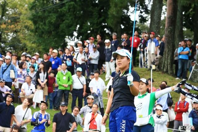 2週連続優勝ならず。畑岡奈紗は4位で終戦